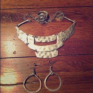 Jewelry - 3piece handmade jewelry set